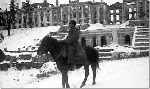 Peterhof - Nikolaj I. Chandogin