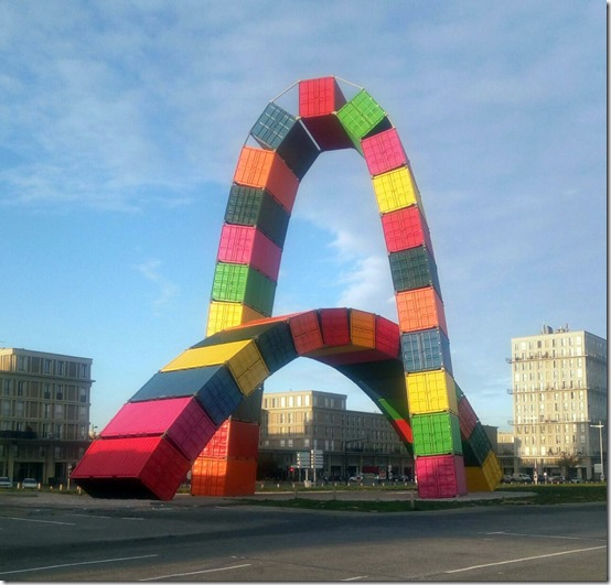 Le Havre Kunstwerk